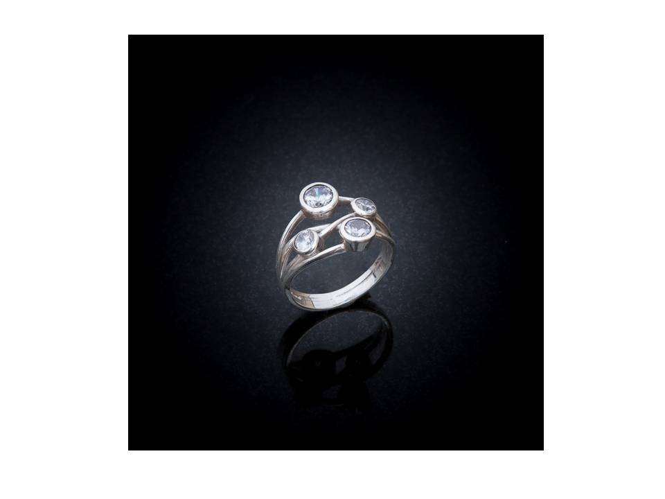 Stellar ring designed by Patricia Dudgeon Designs